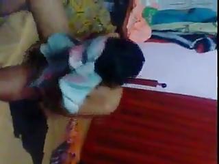 indian mature babe having joy