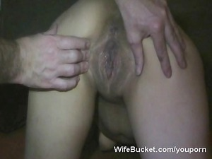 slutty maiden acquires a big cumshots