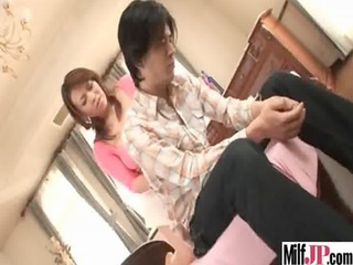 hot amp milf japanese own strong sex clip-10