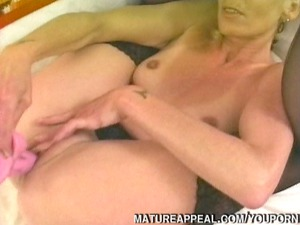 cougar bleached arse drilled