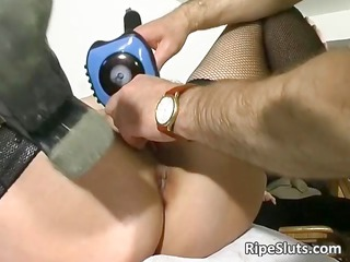grownup redhead amp takes her old whore part6