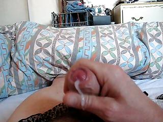 cumming inside my buddies wifes gstring