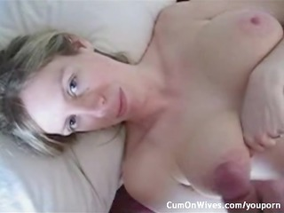 large boob maiden takes creamed