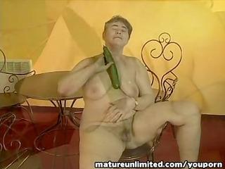 grannys cucumber time