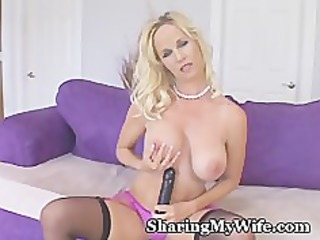 housewife makes video for hubby