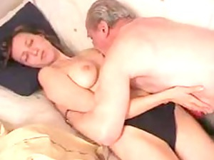 elderly grandpa sex